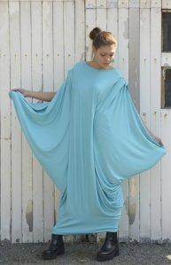 Blue Mint Kaftan
